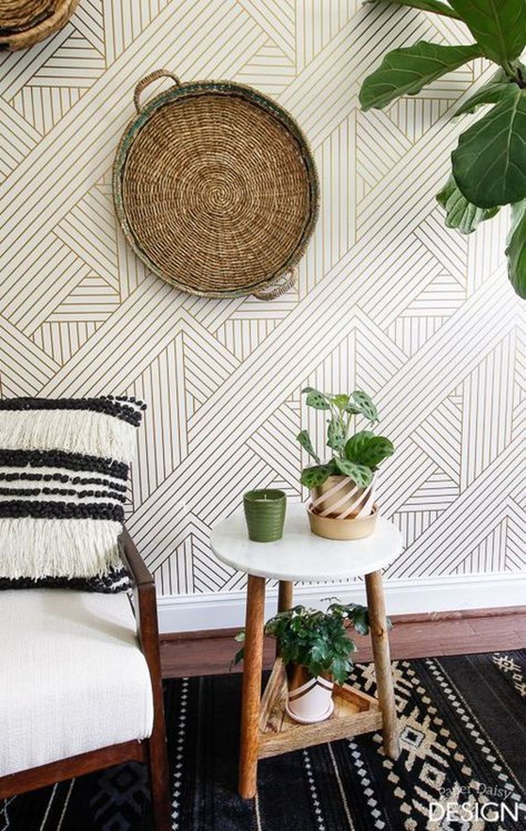 Best Bedroom Wallpaper Decor Ideas That Suitable For Your Family 16