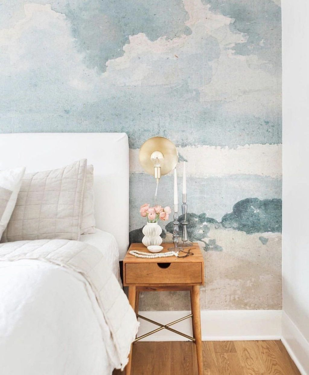 Best Bedroom Wallpaper Decor Ideas That Suitable For Your Family 17