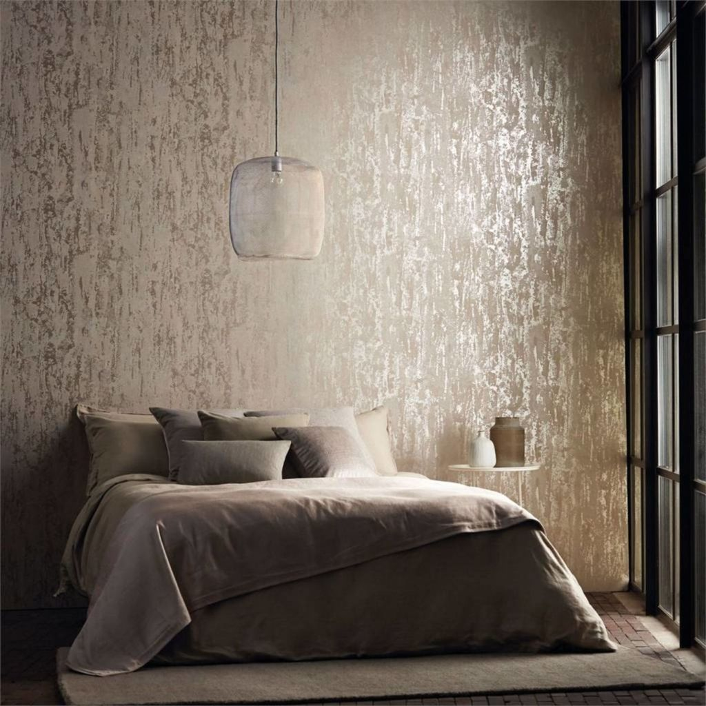 Best Bedroom Wallpaper Decor Ideas That Suitable For Your Family 25