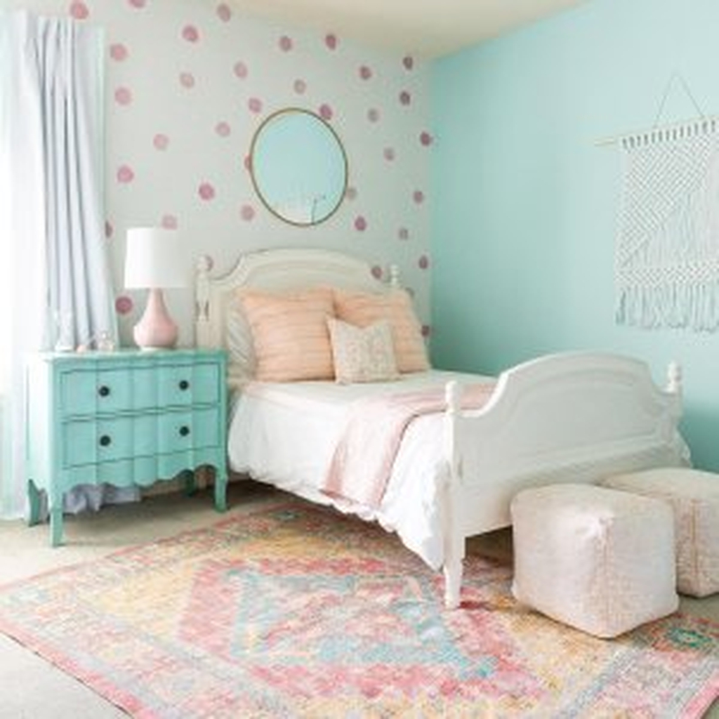 Best Bedroom Wallpaper Decor Ideas That Suitable For Your Family 27