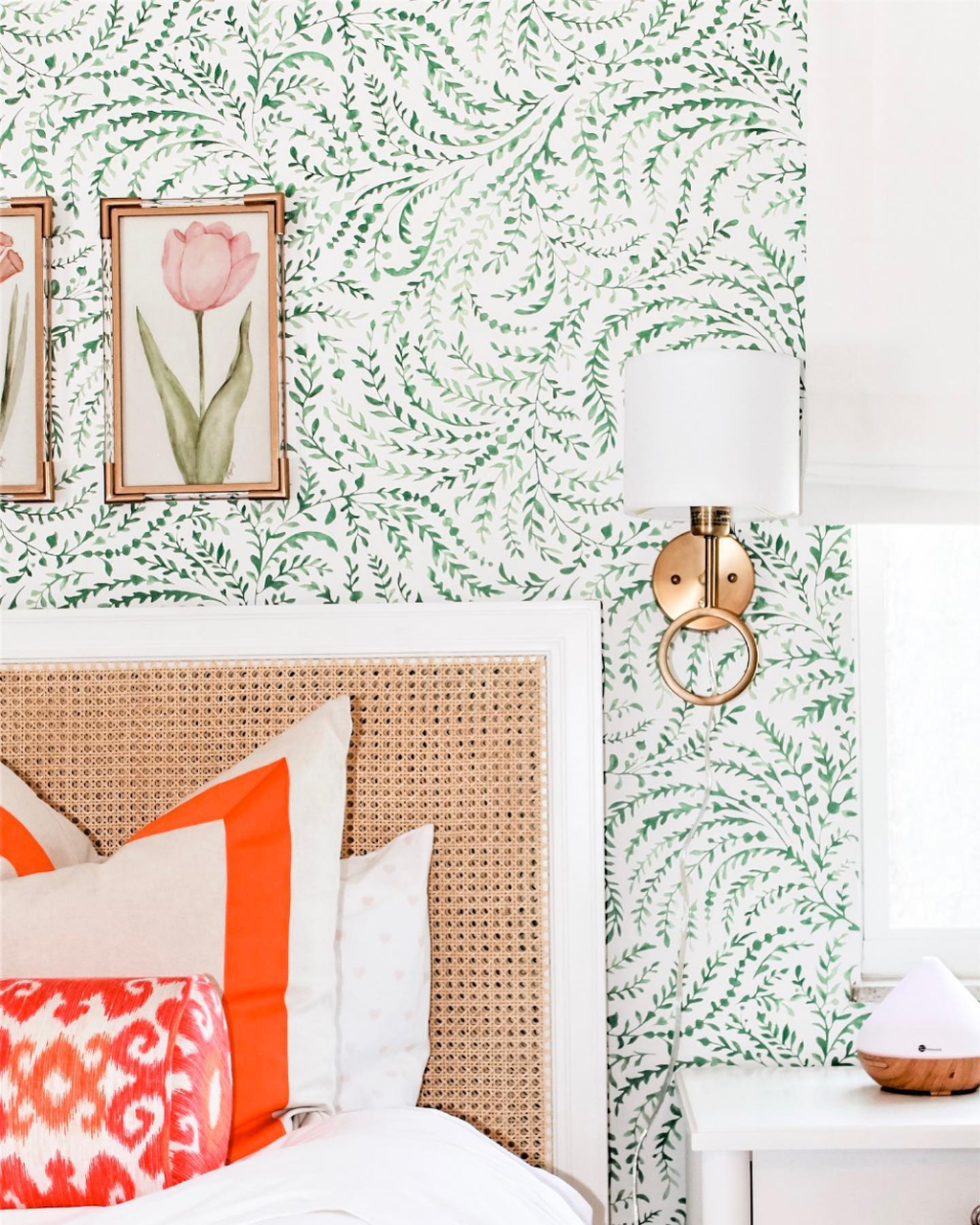 Best Bedroom Wallpaper Decor Ideas That Suitable For Your Family 28