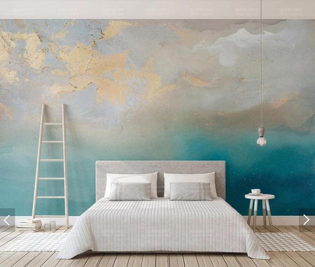 Best Bedroom Wallpaper Decor Ideas That Suitable For Your Family 41