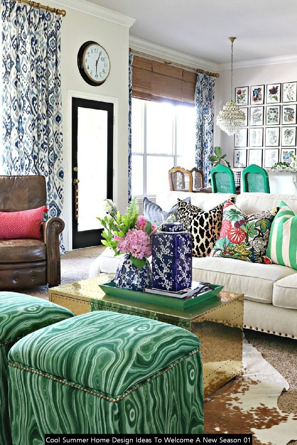 Cool Summer Home Design Ideas To Welcome A New Season 01