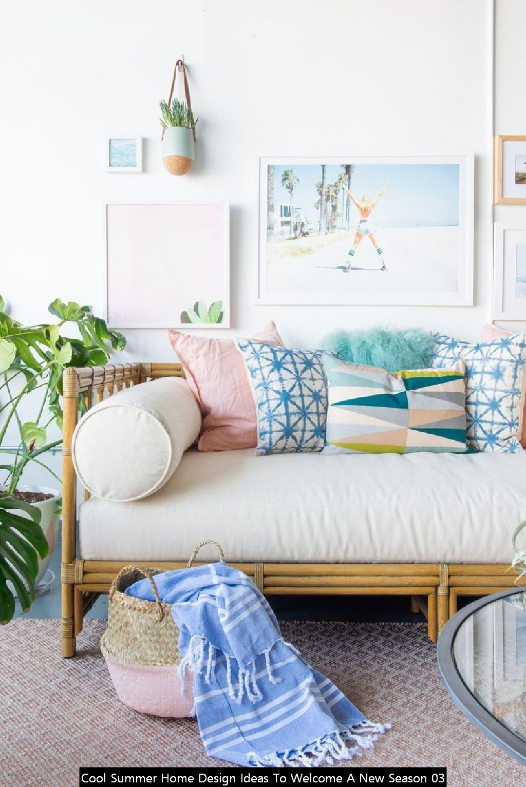 Cool Summer Home Design Ideas To Welcome A New Season 03