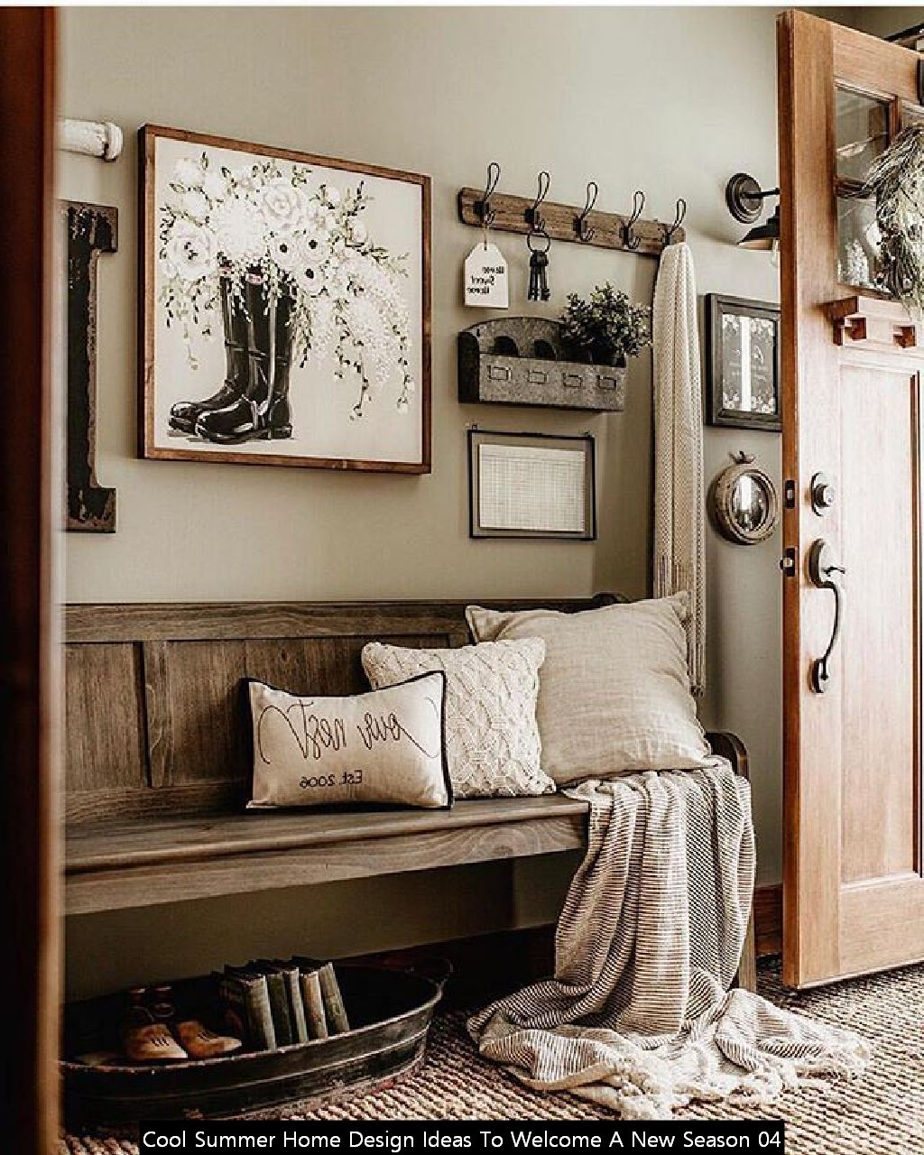 Cool Summer Home Design Ideas To Welcome A New Season 04