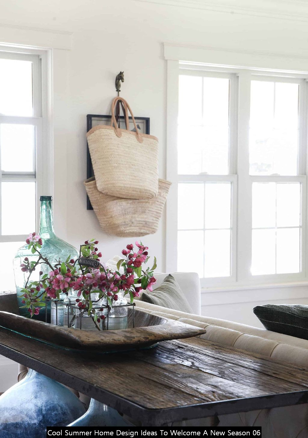 Cool Summer Home Design Ideas To Welcome A New Season 06