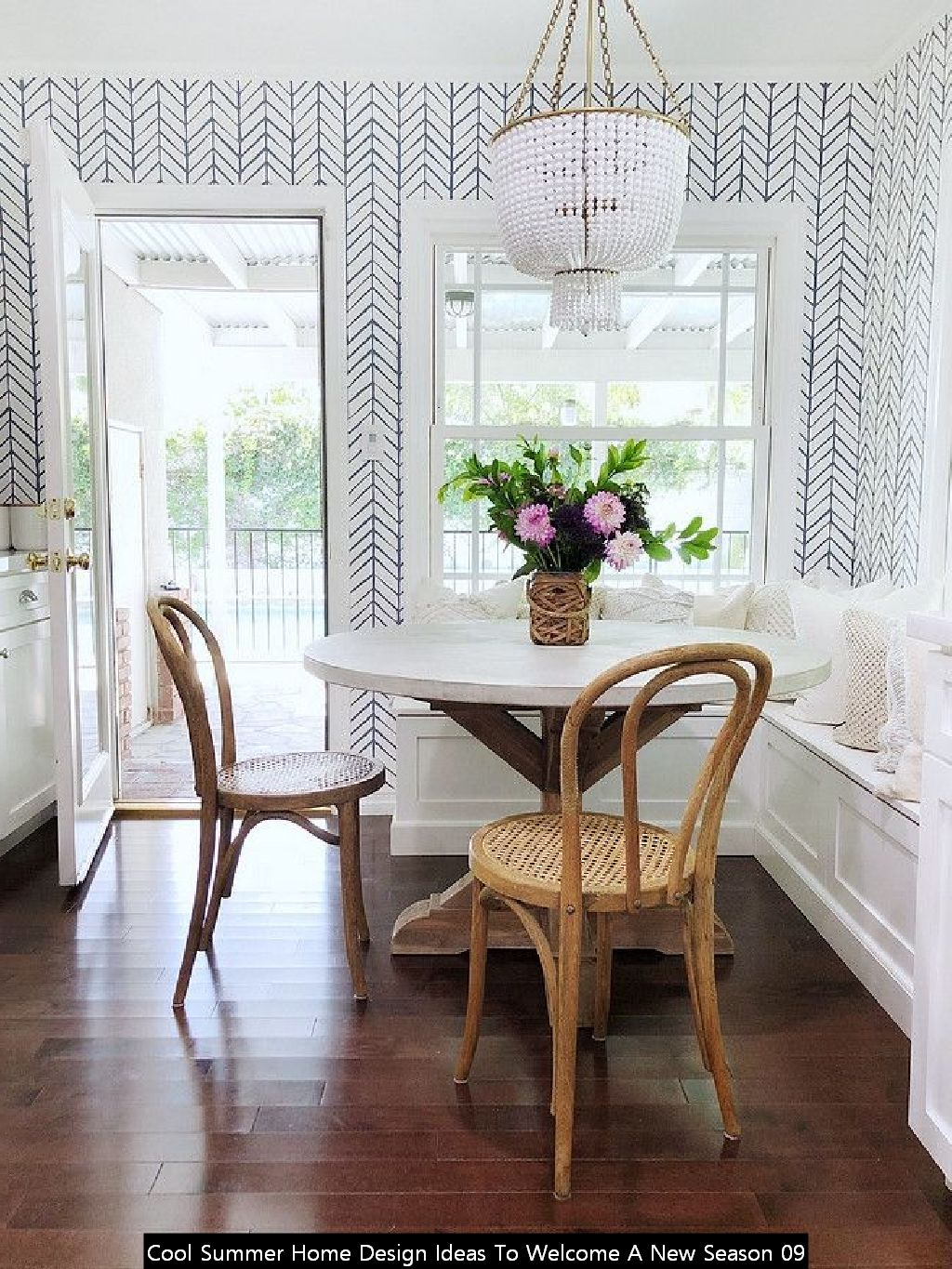 Cool Summer Home Design Ideas To Welcome A New Season 09