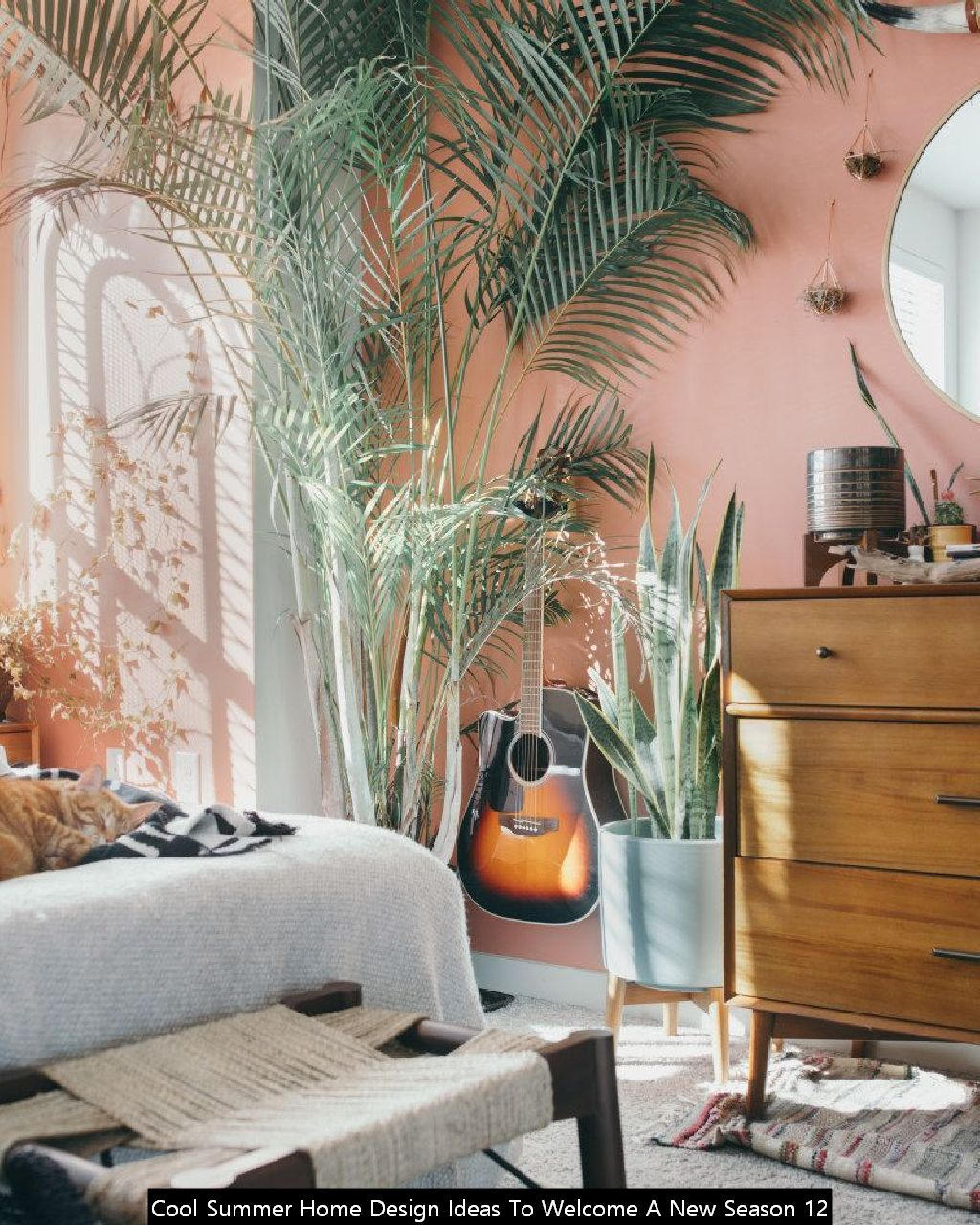 Cool Summer Home Design Ideas To Welcome A New Season 12