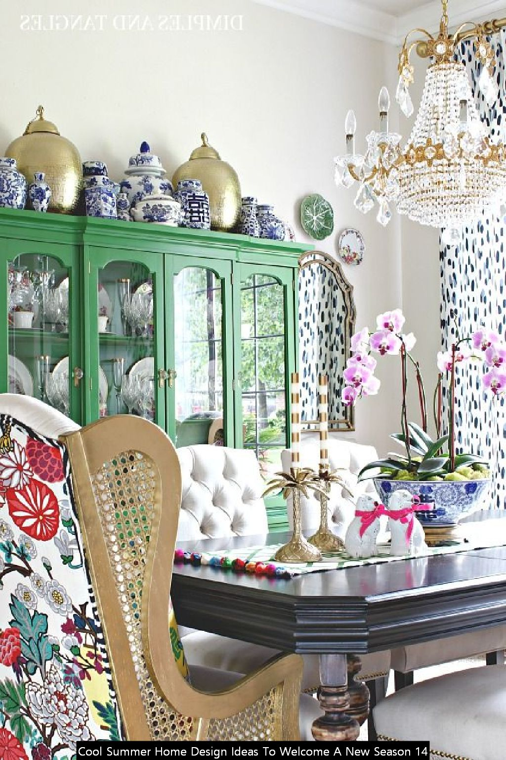 Cool Summer Home Design Ideas To Welcome A New Season 14