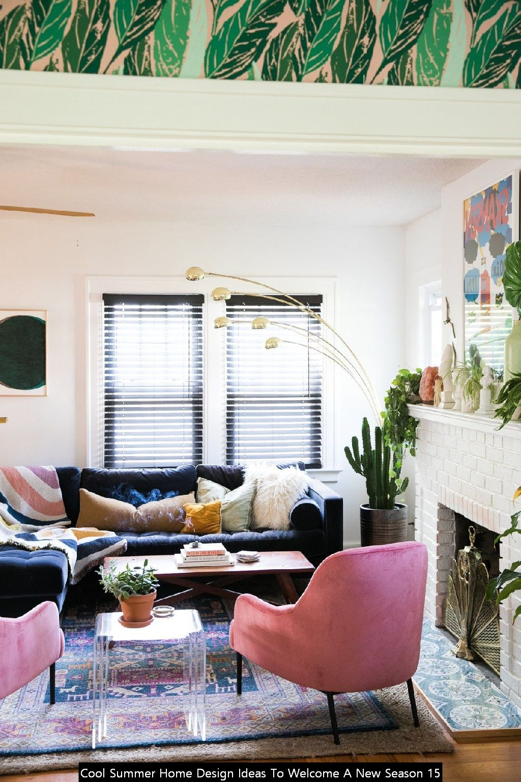Cool Summer Home Design Ideas To Welcome A New Season 15