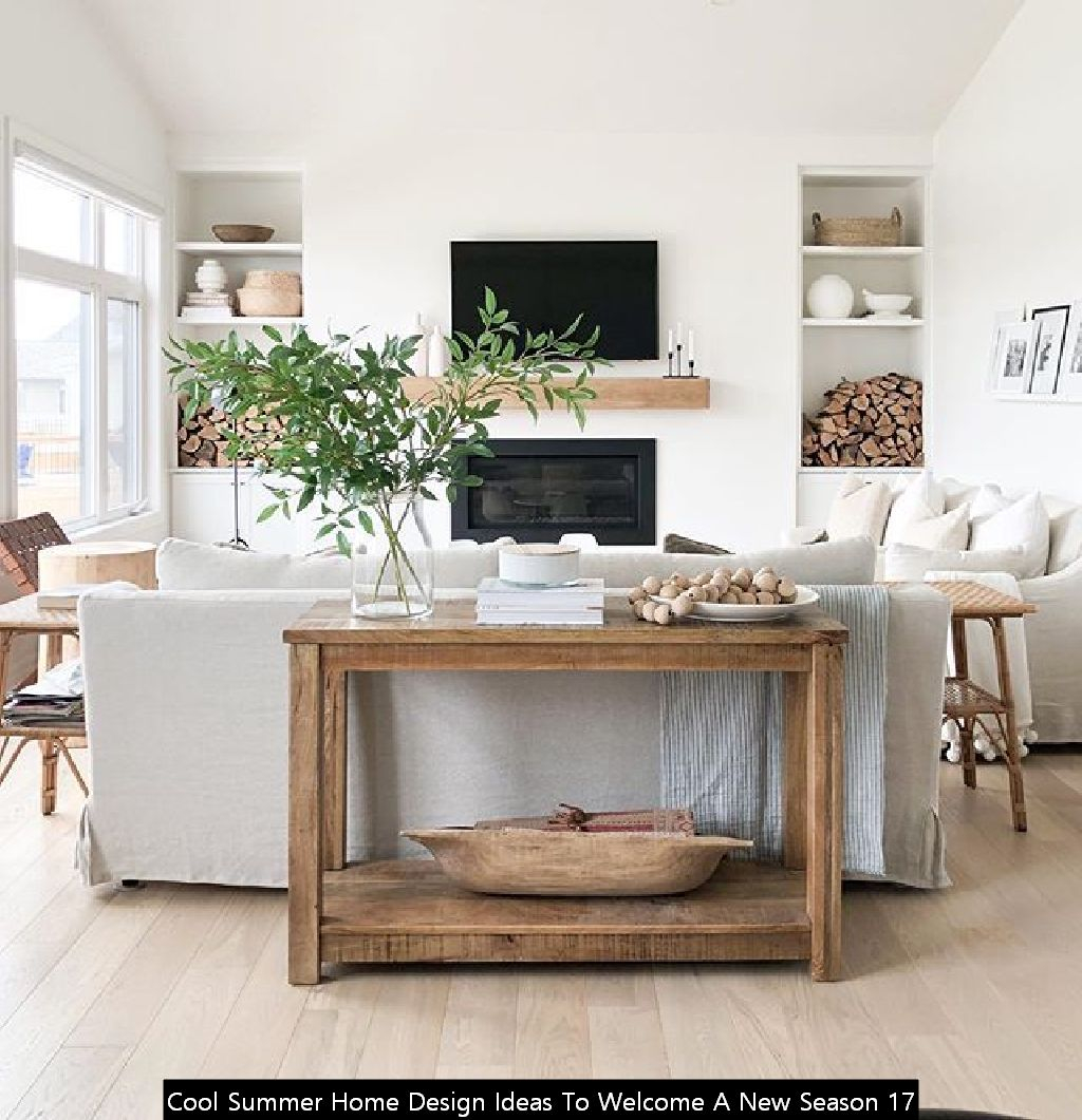 Cool Summer Home Design Ideas To Welcome A New Season 17