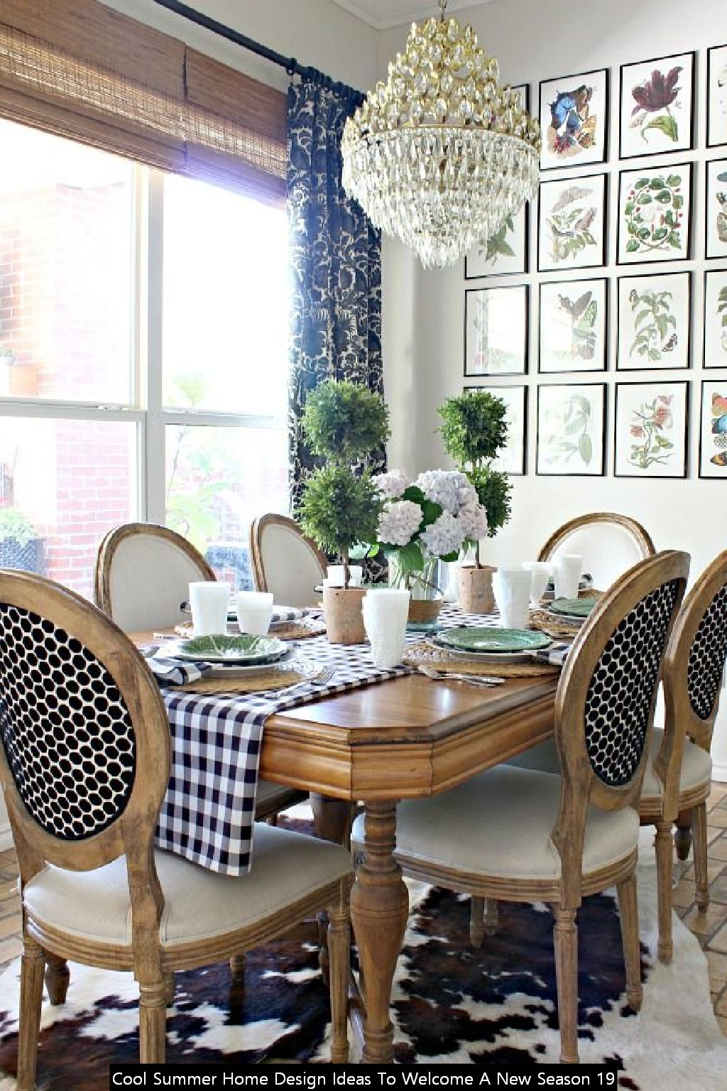 Cool Summer Home Design Ideas To Welcome A New Season 19