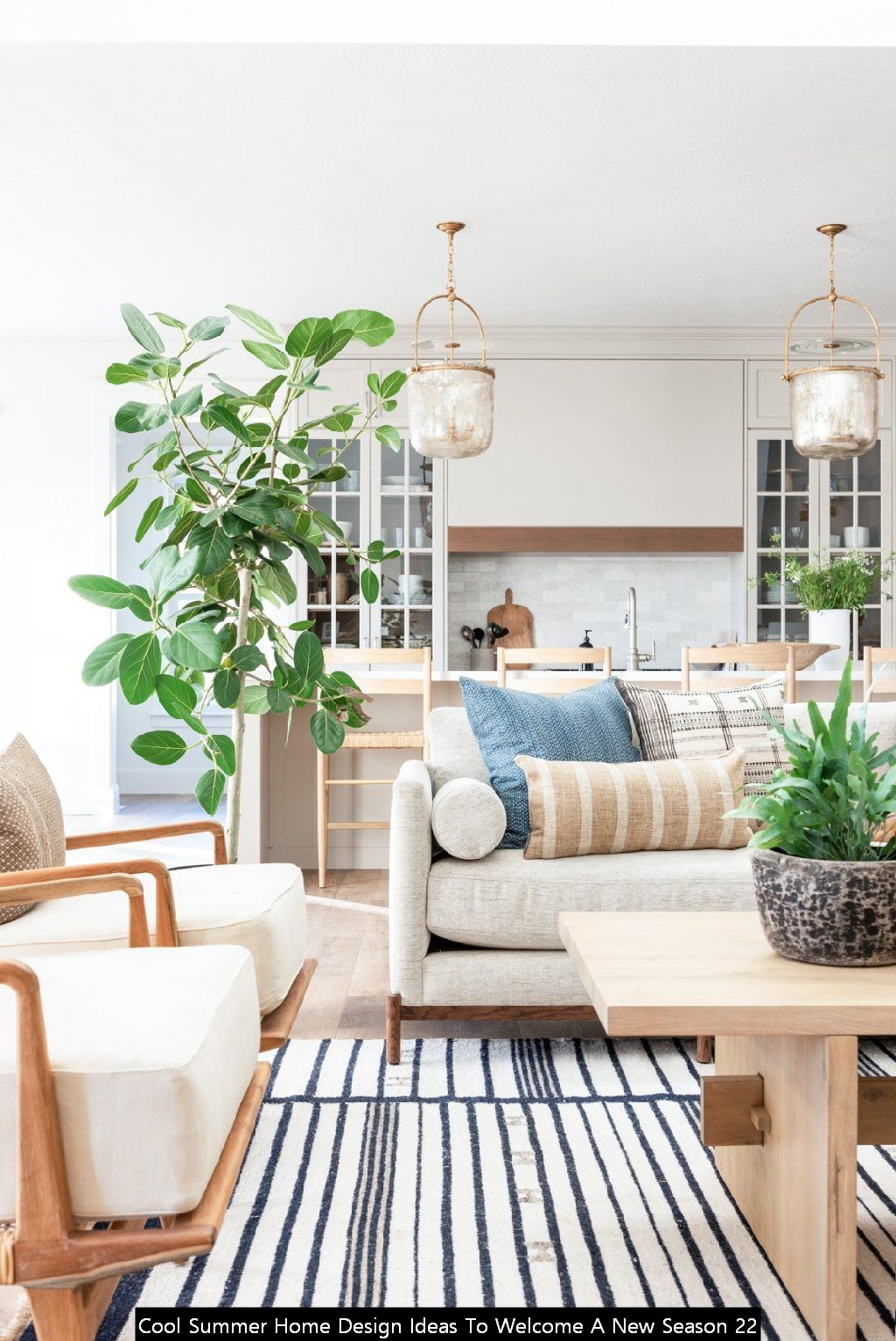 Cool Summer Home Design Ideas To Welcome A New Season 22