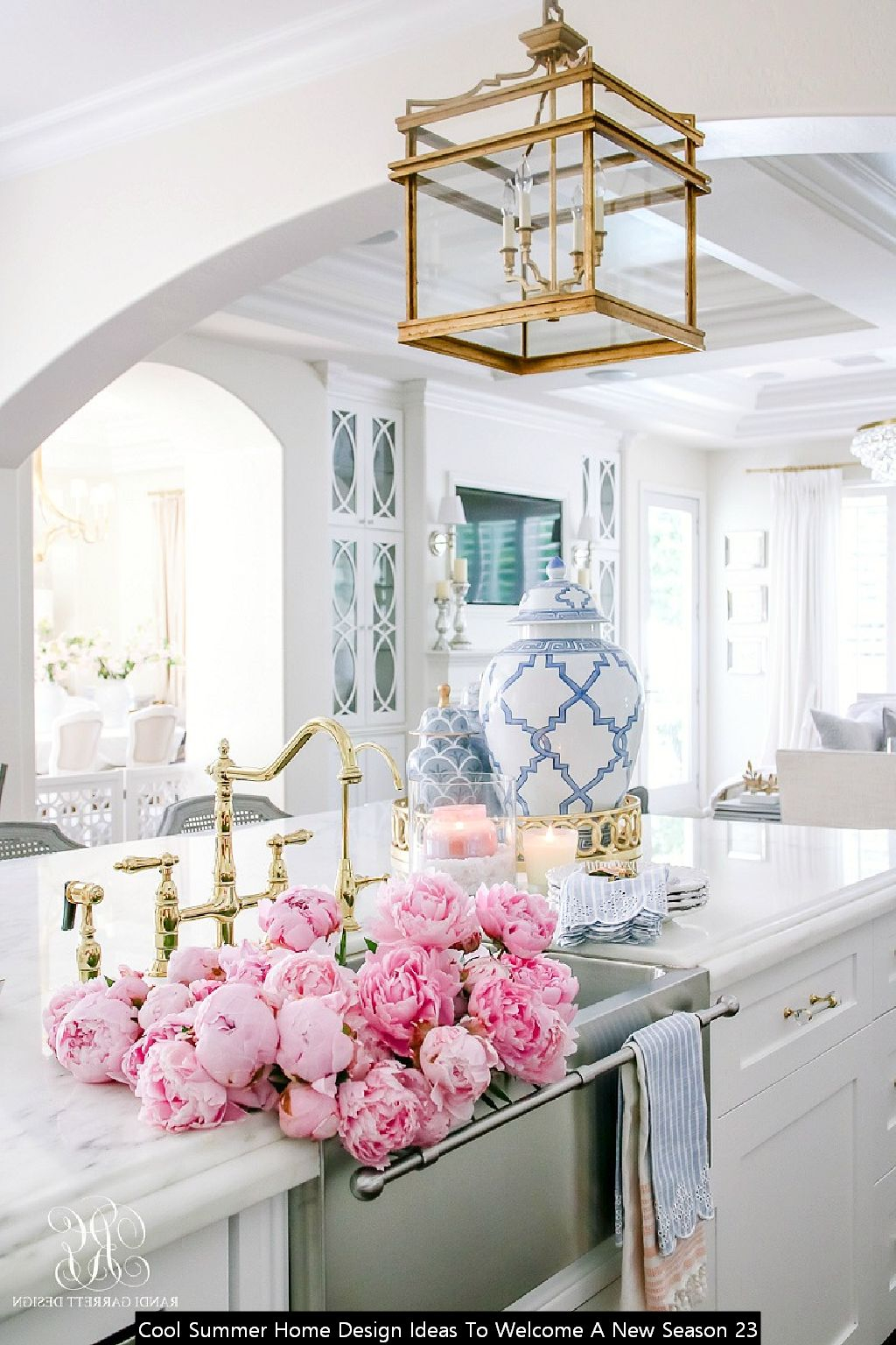 Cool Summer Home Design Ideas To Welcome A New Season 23