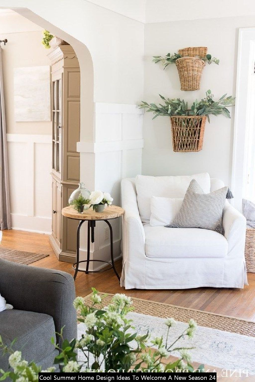 Cool Summer Home Design Ideas To Welcome A New Season 24
