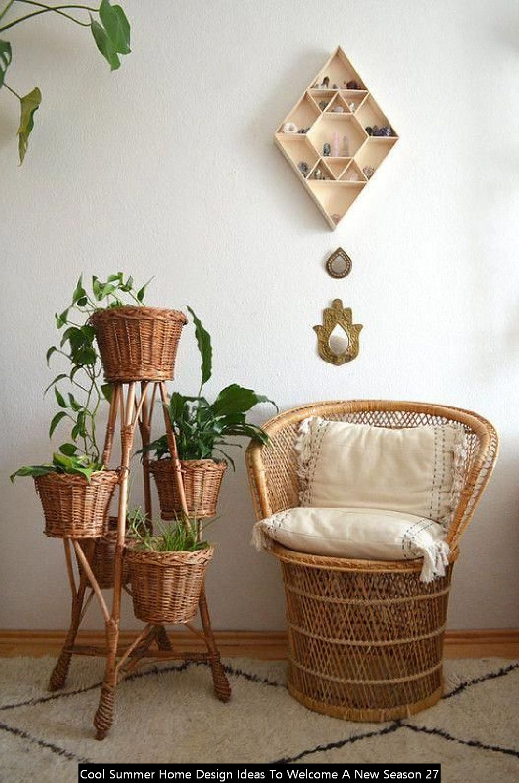 Cool Summer Home Design Ideas To Welcome A New Season 27