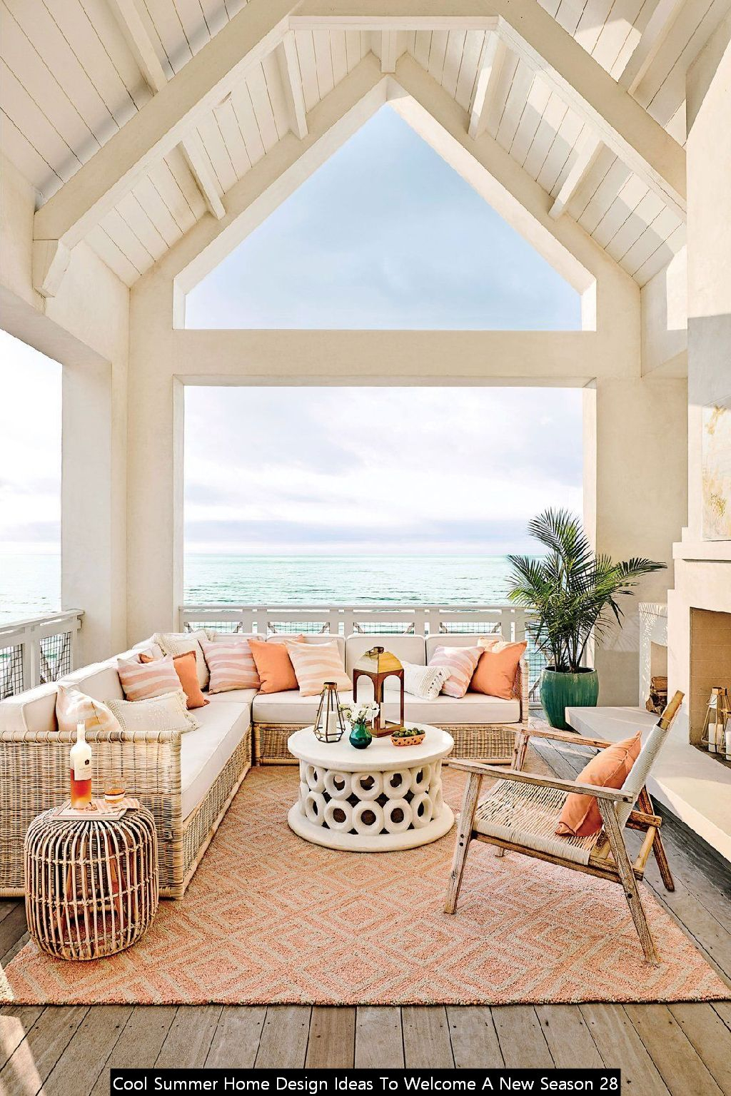Cool Summer Home Design Ideas To Welcome A New Season 28
