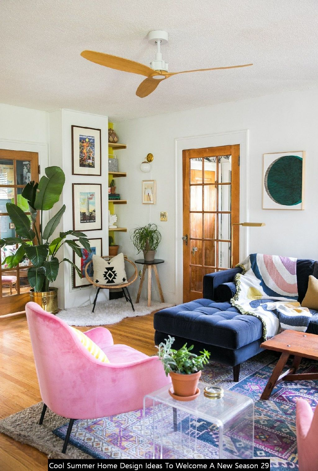 Cool Summer Home Design Ideas To Welcome A New Season 29