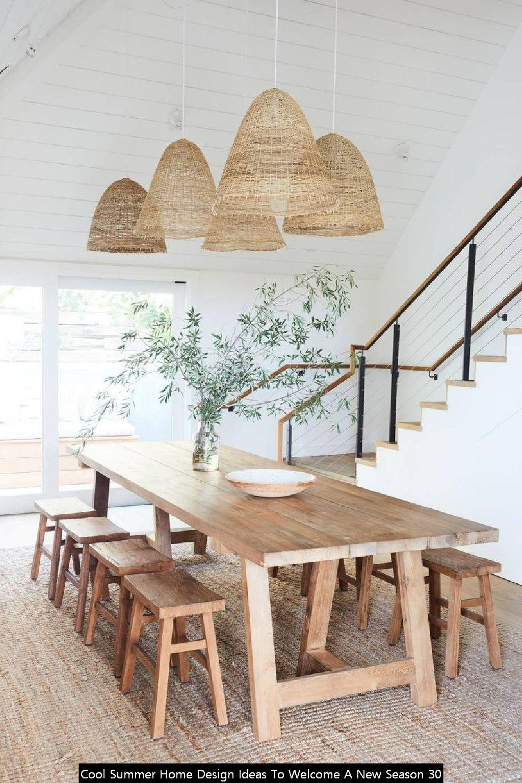 Cool Summer Home Design Ideas To Welcome A New Season 30
