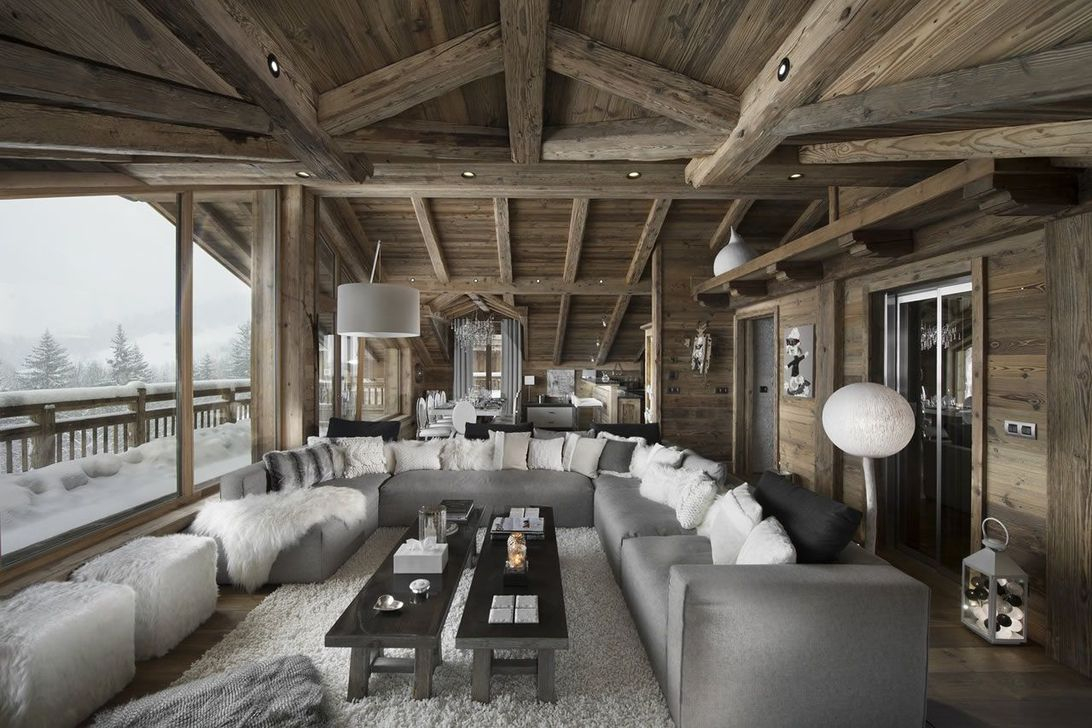 Impressive Spacious Chalet Design Ideas With Warm And Cosy Ambience 42