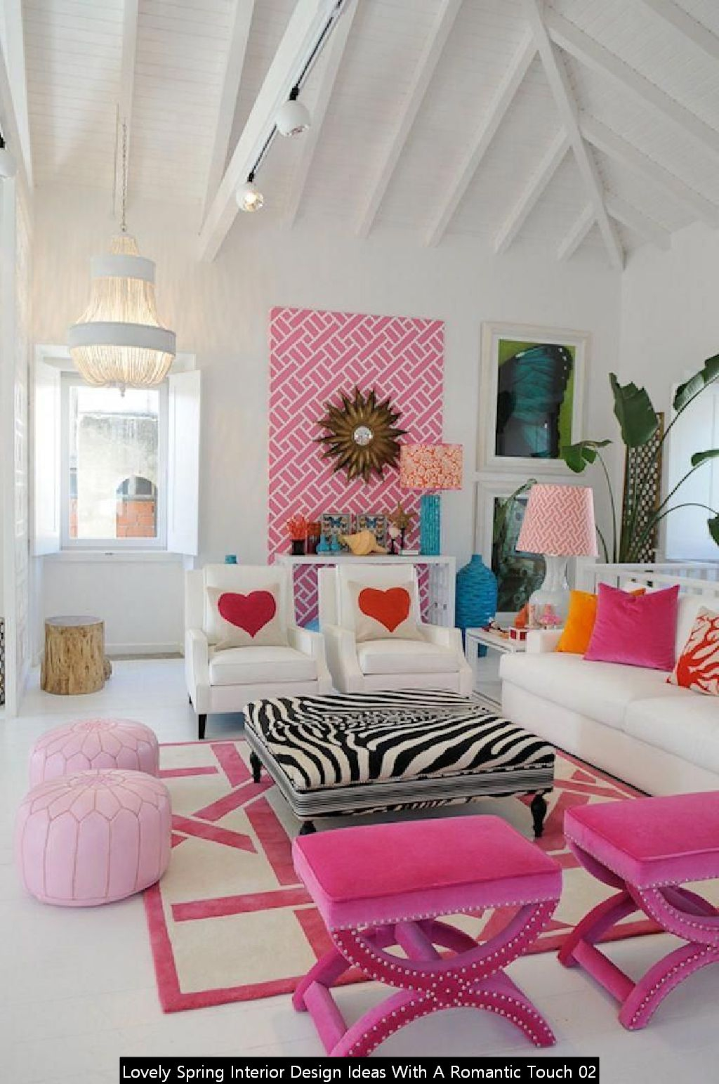 Lovely Spring Interior Design Ideas With A Romantic Touch 02