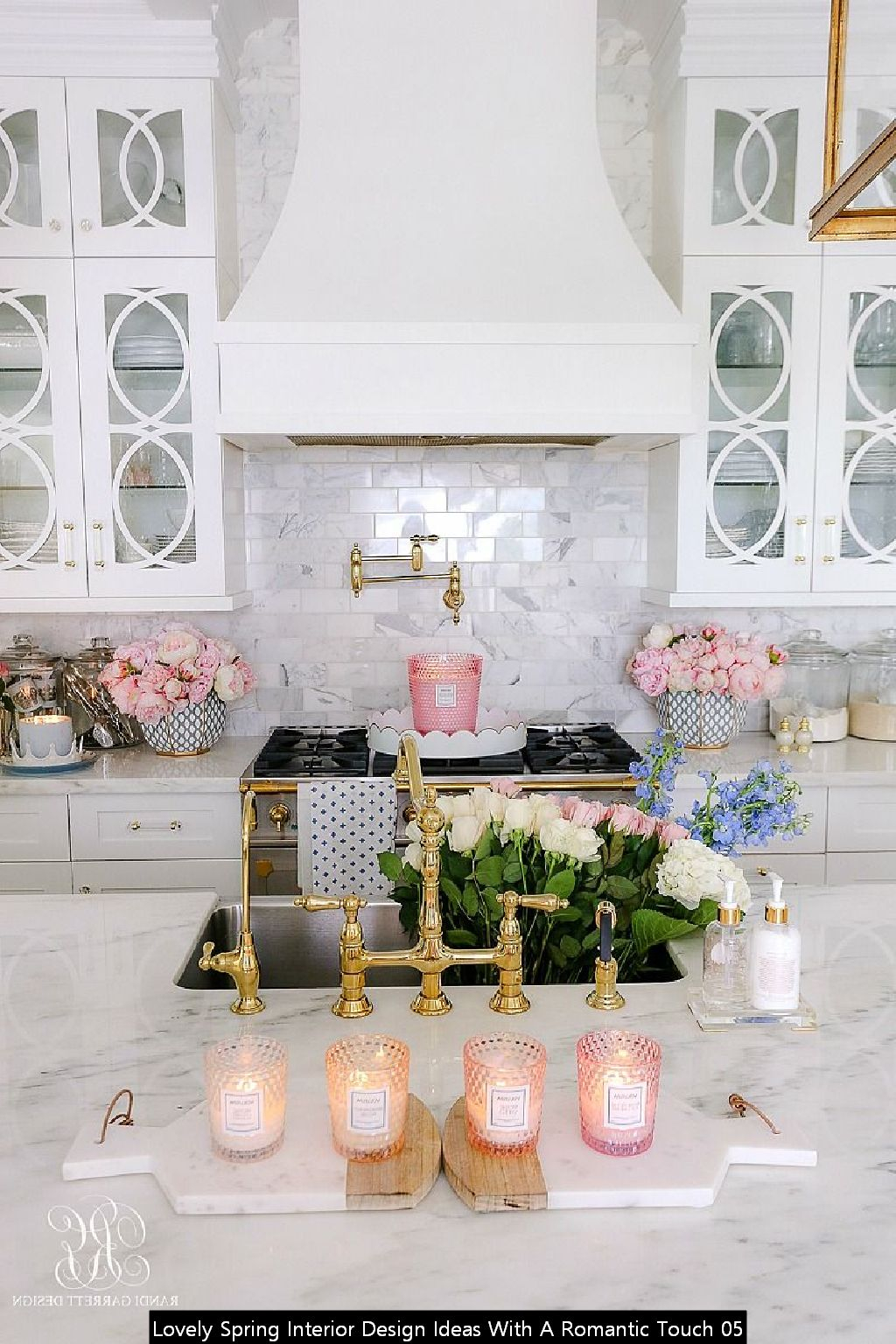 Lovely Spring Interior Design Ideas With A Romantic Touch 05