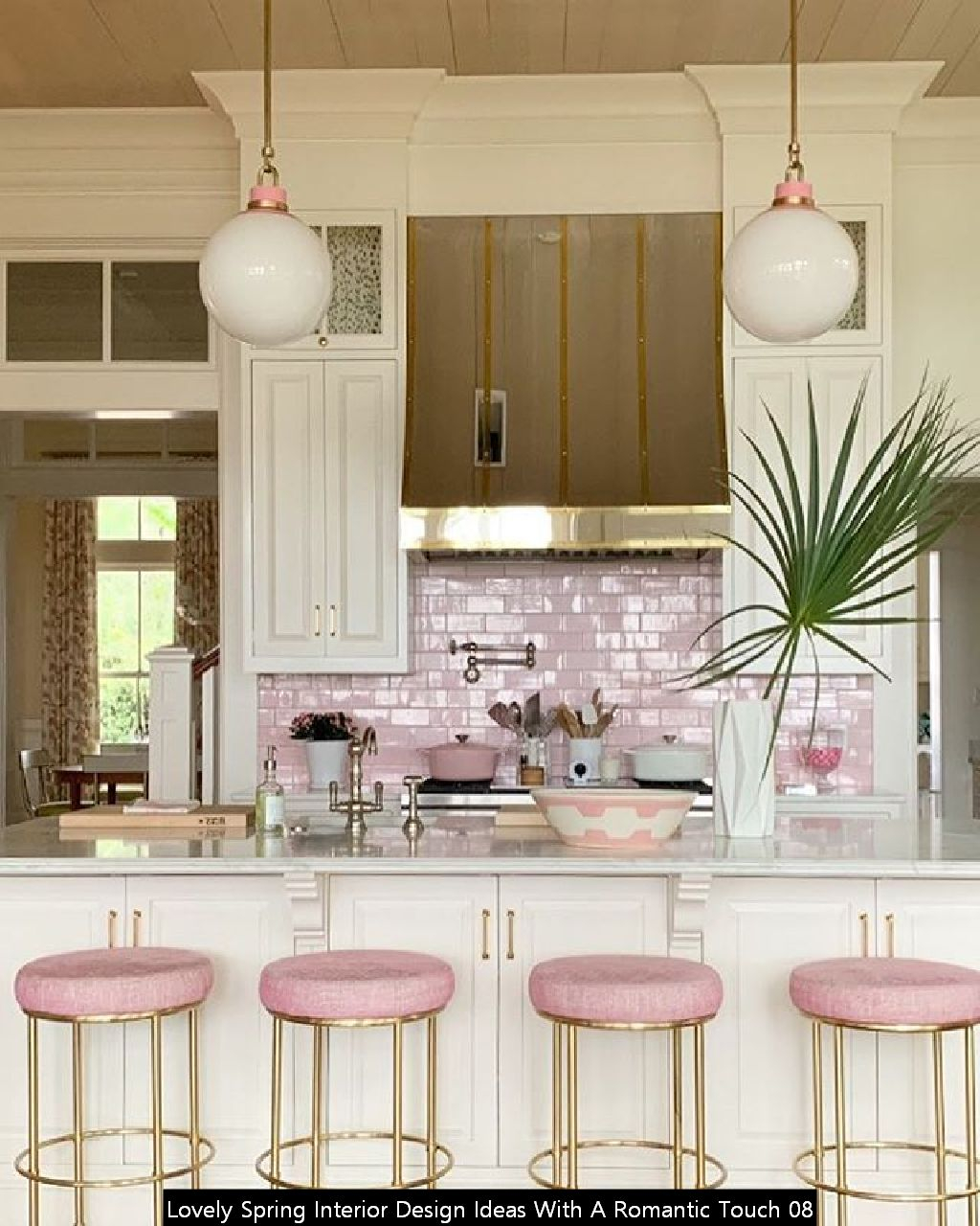 Lovely Spring Interior Design Ideas With A Romantic Touch 08