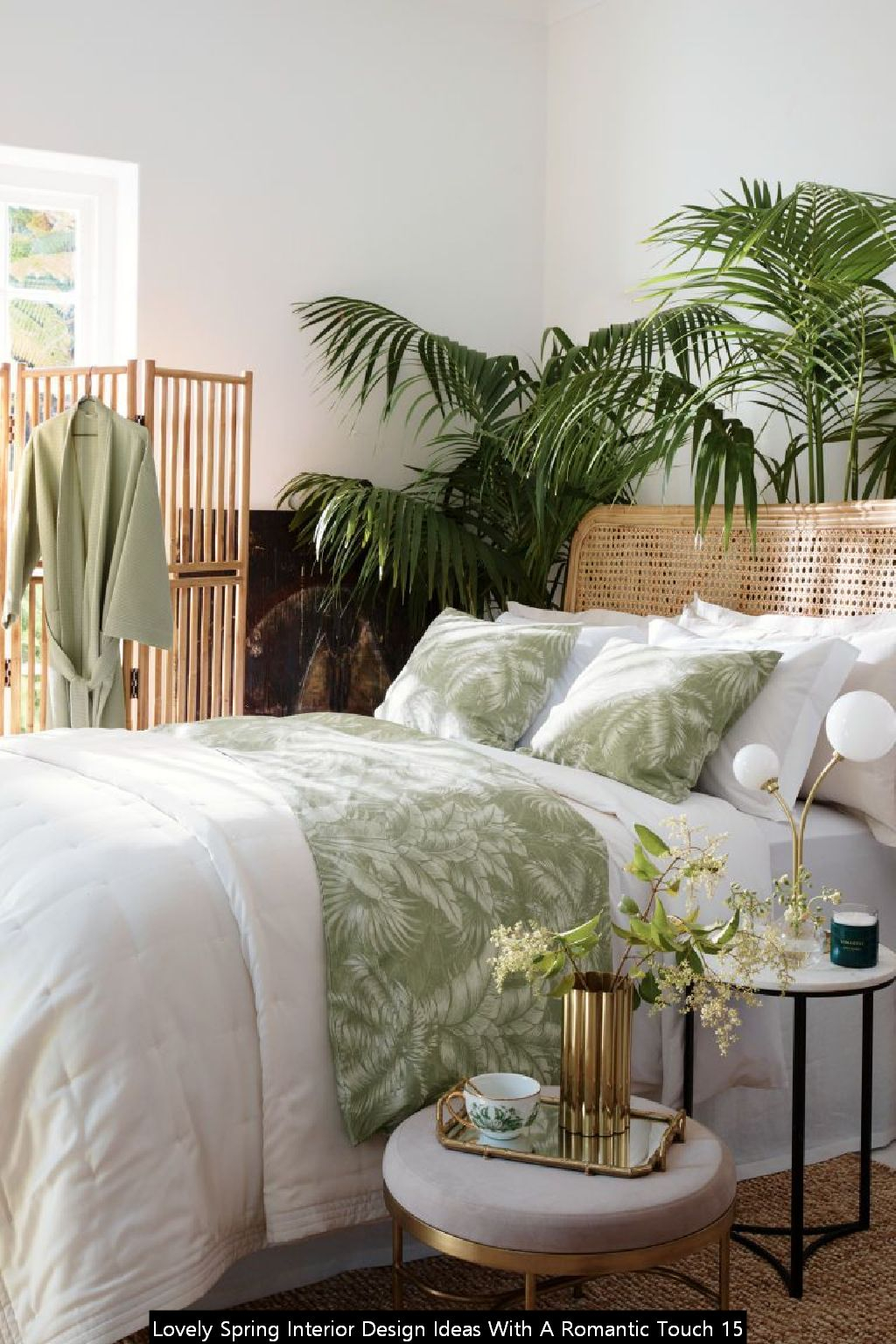 Lovely Spring Interior Design Ideas With A Romantic Touch 15