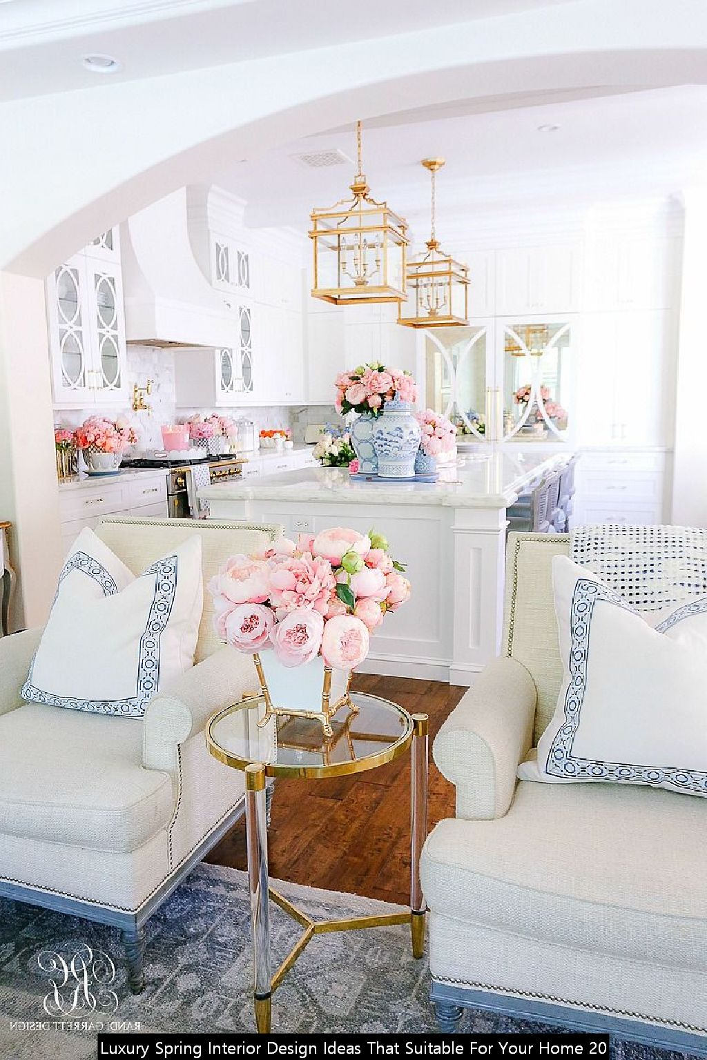 Luxury Spring Interior Design Ideas That Suitable For Your Home 20