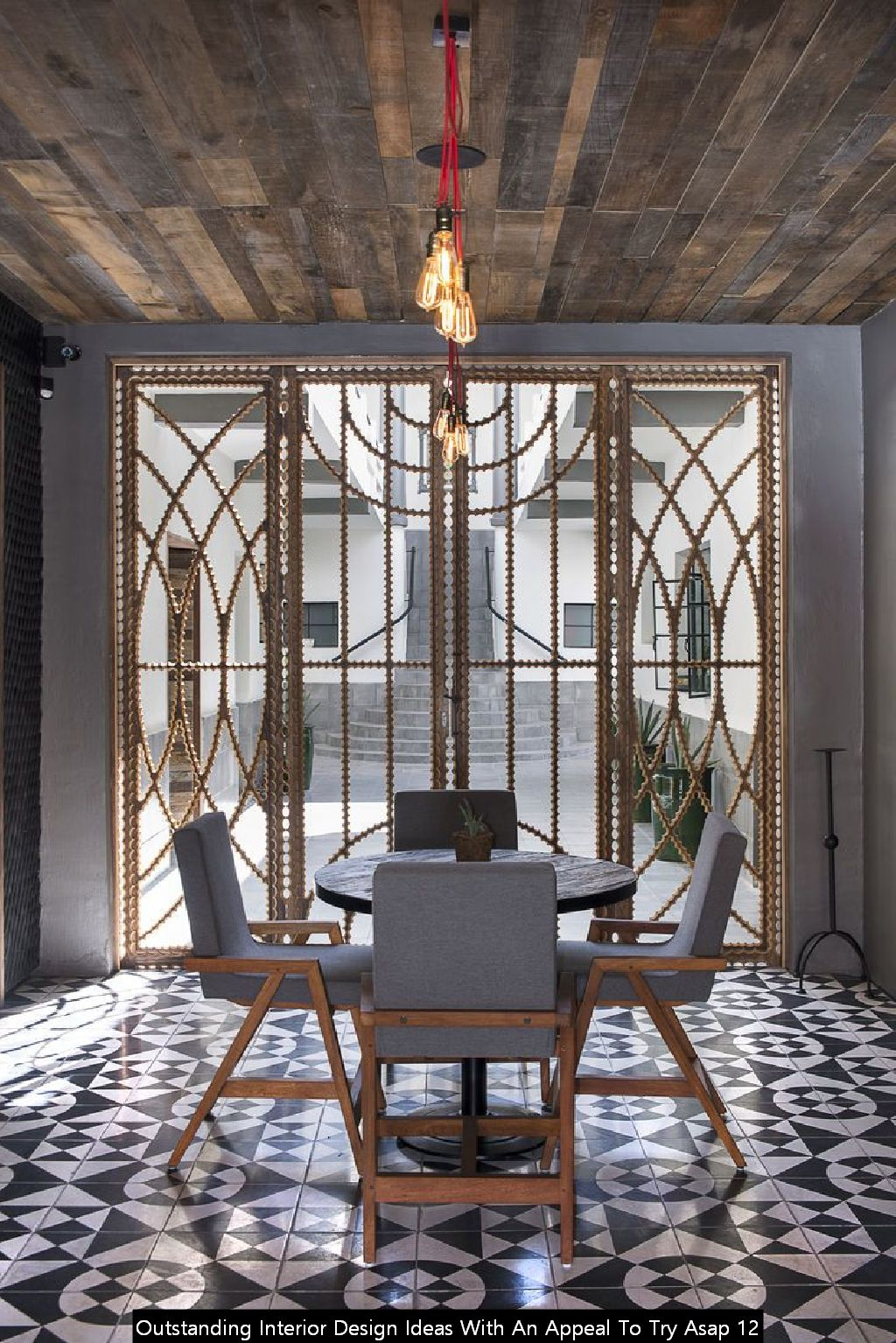 Outstanding Interior Design Ideas With An Appeal To Try Asap 12