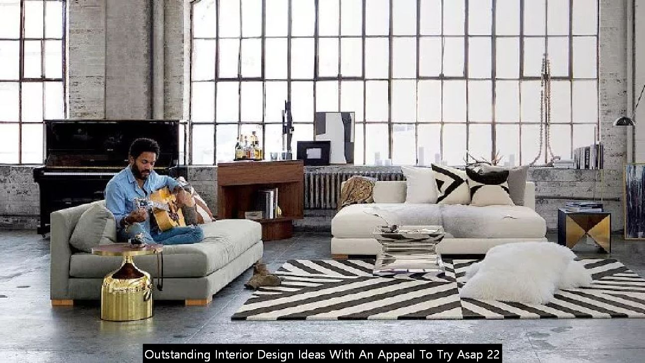 Outstanding Interior Design Ideas With An Appeal To Try Asap 22