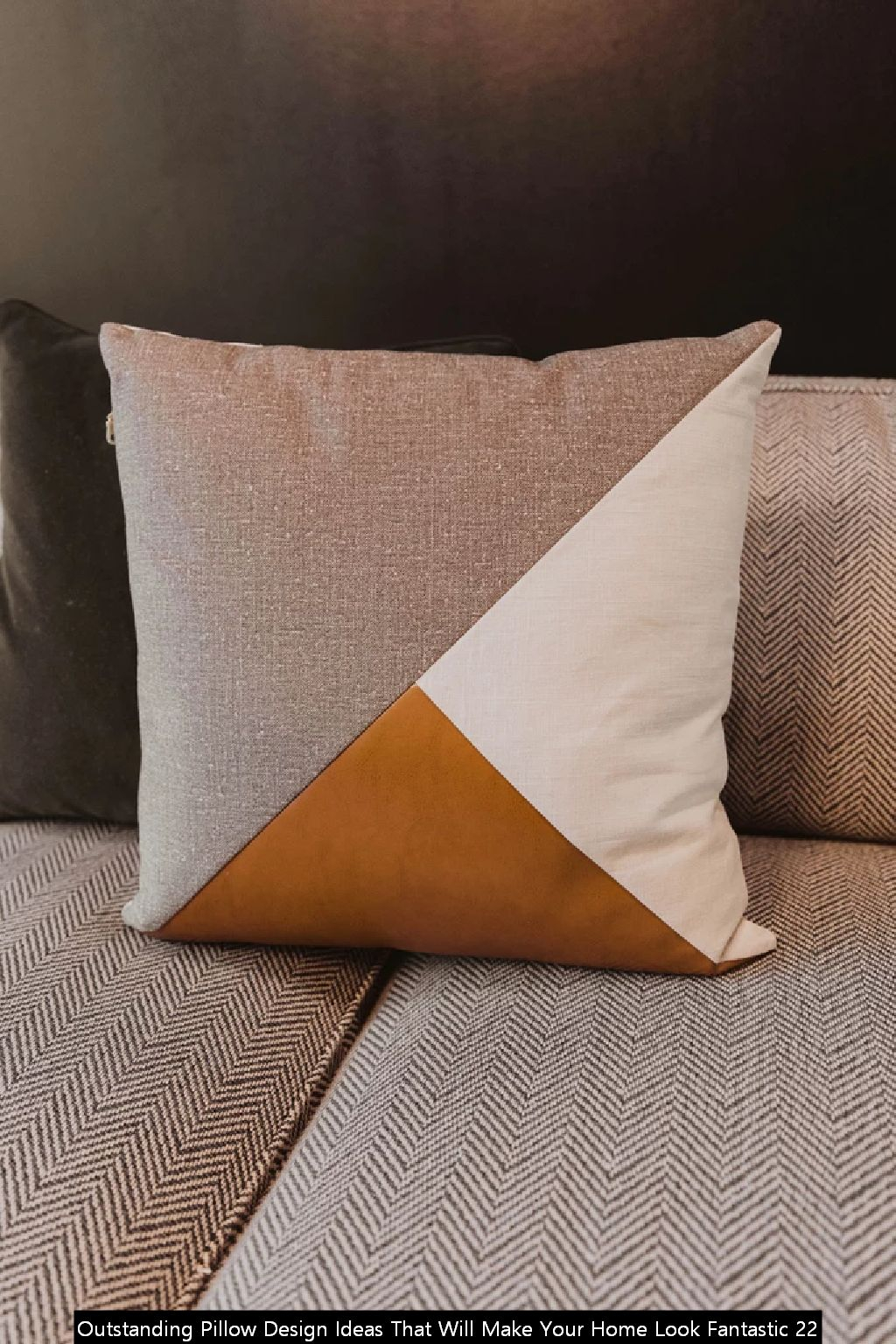 Outstanding Pillow Design Ideas That Will Make Your Home Look Fantastic 22
