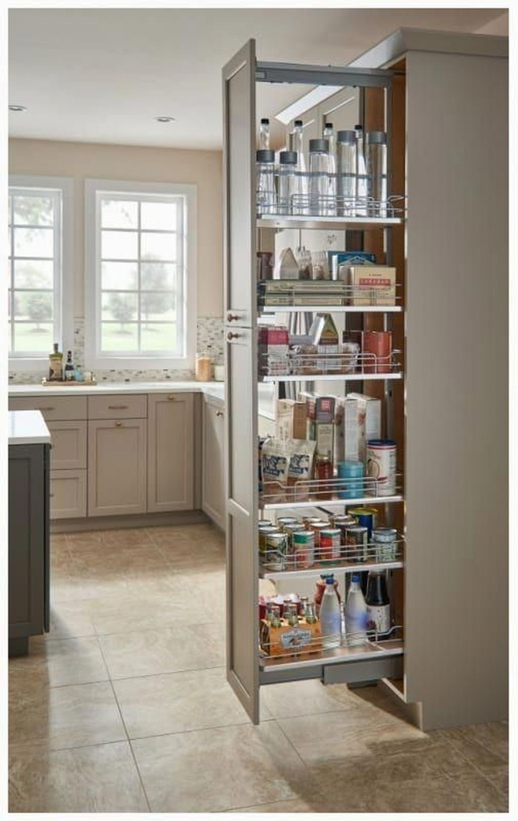 Simple Kitchen Storage Design Ideas That You Want To Try 42