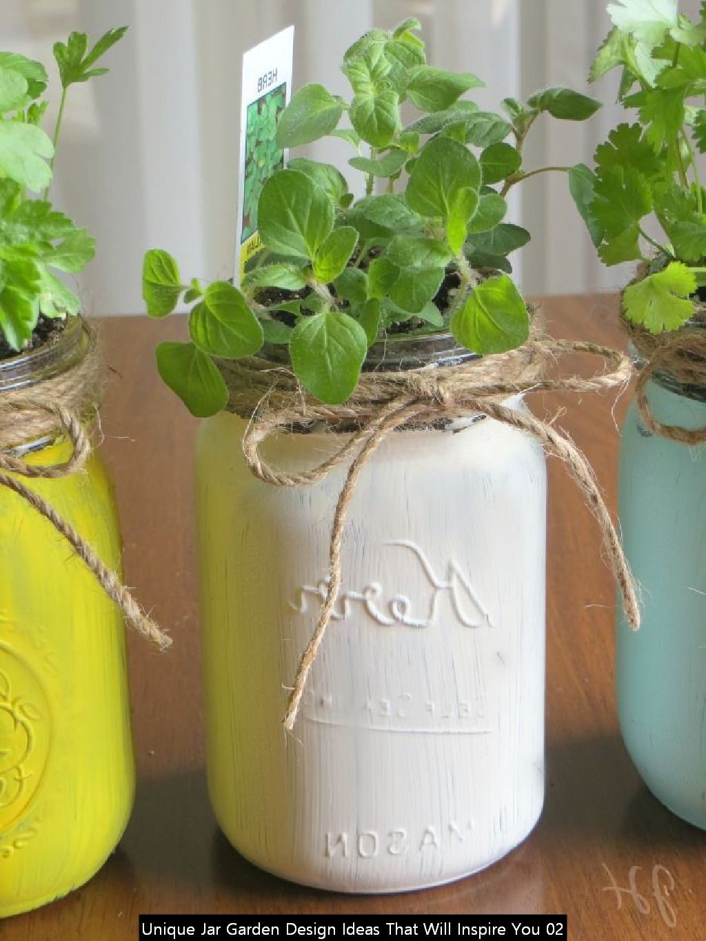 Unique Jar Garden Design Ideas That Will Inspire You 02