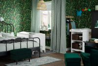 Relaxing Combine Bedroom For You And Your Baby 1