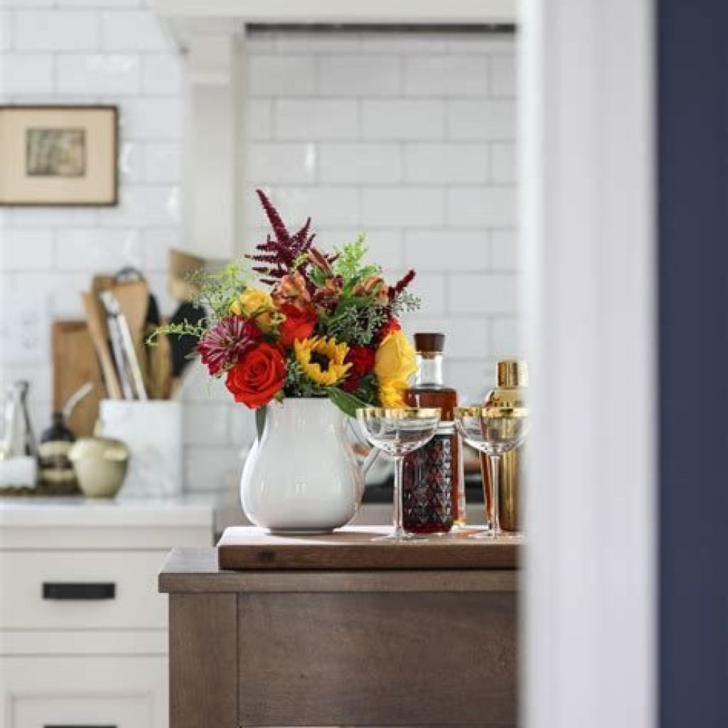 Amazing Fall Home Decorations For Minimalist House 02