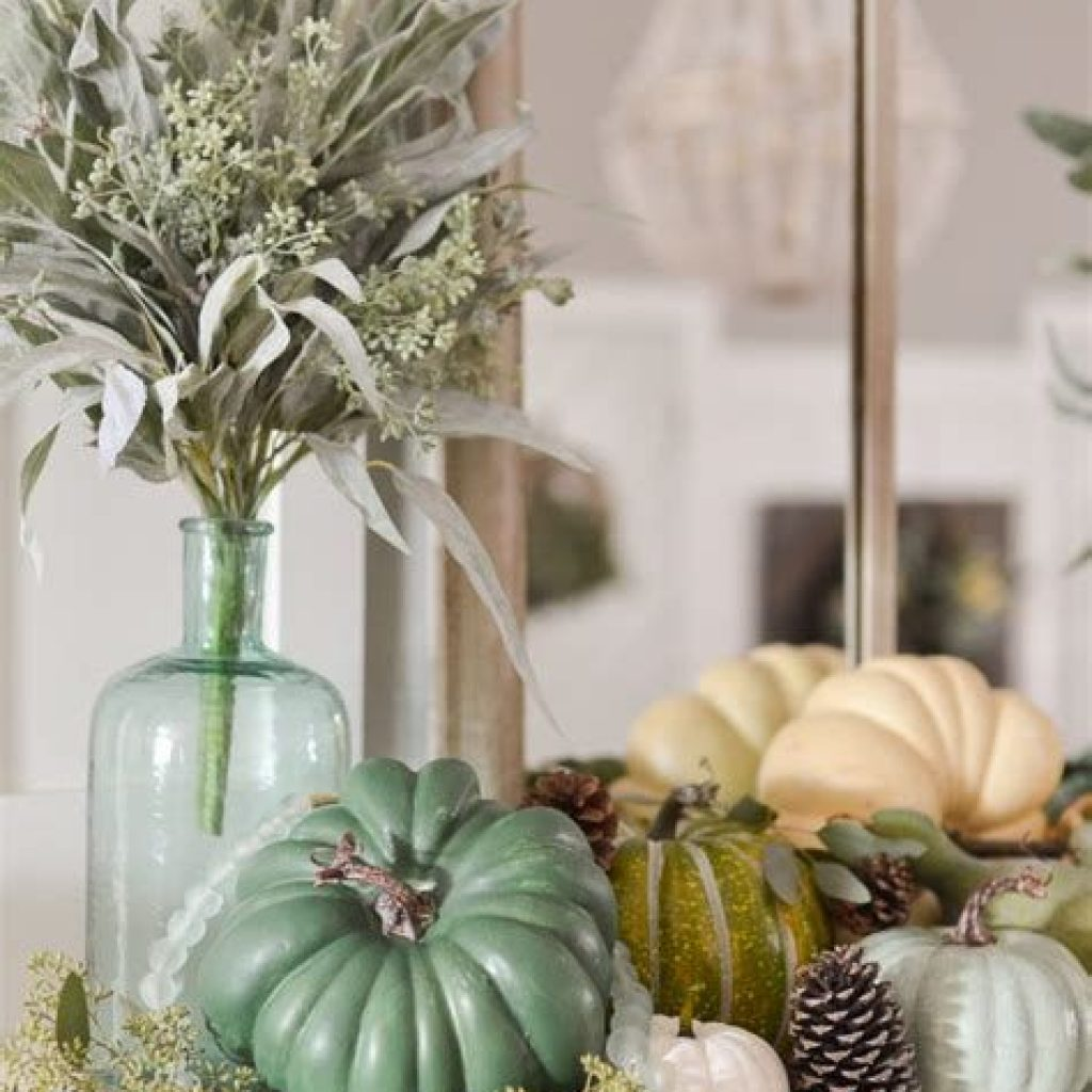 Amazing Fall Home Decorations For Minimalist House 05