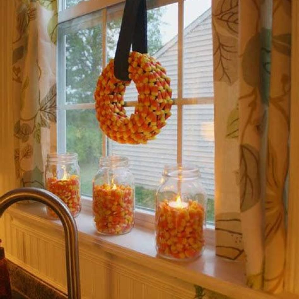 Amazing Fall Home Decorations For Minimalist House 11