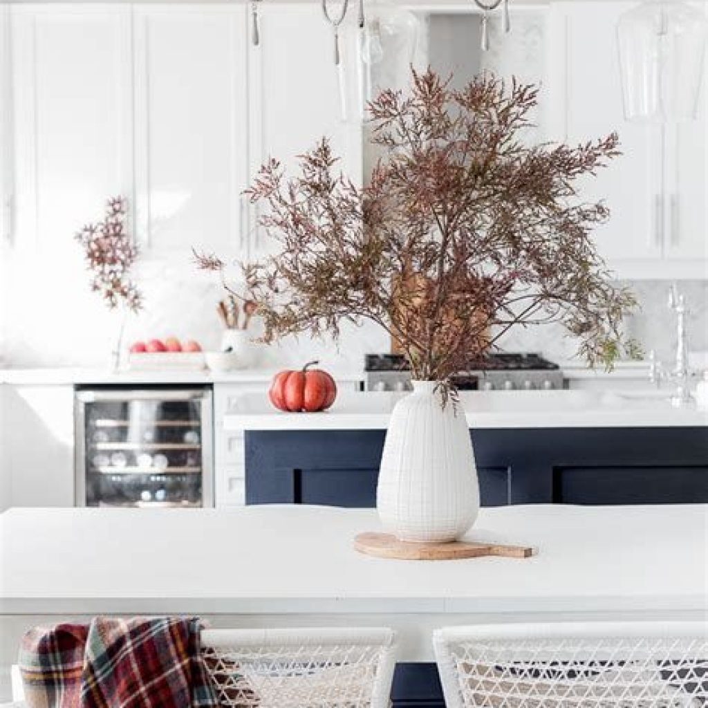 Amazing Fall Home Decorations For Minimalist House 15