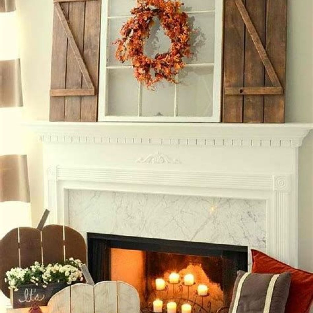 Amazing Fall Home Decorations For Minimalist House 17