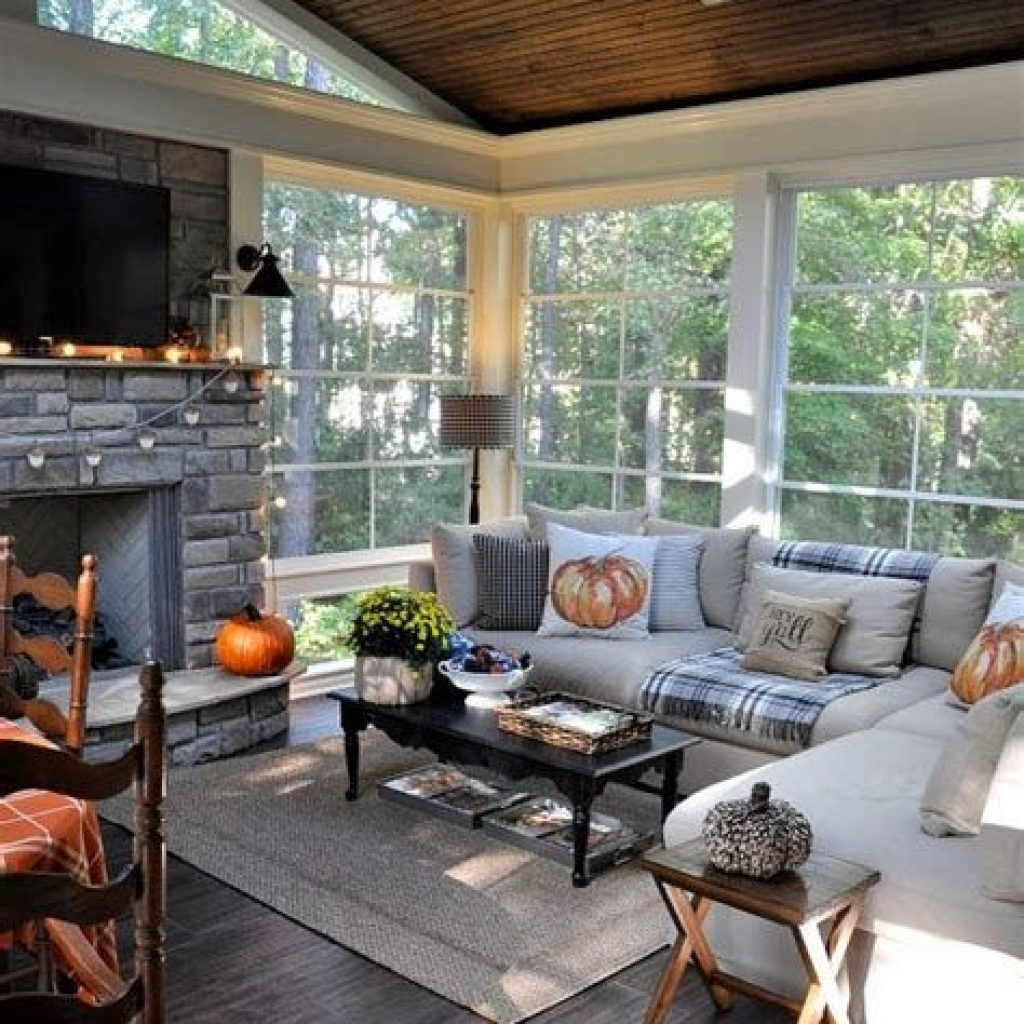 Amazing Fall Home Decorations For Minimalist House 21