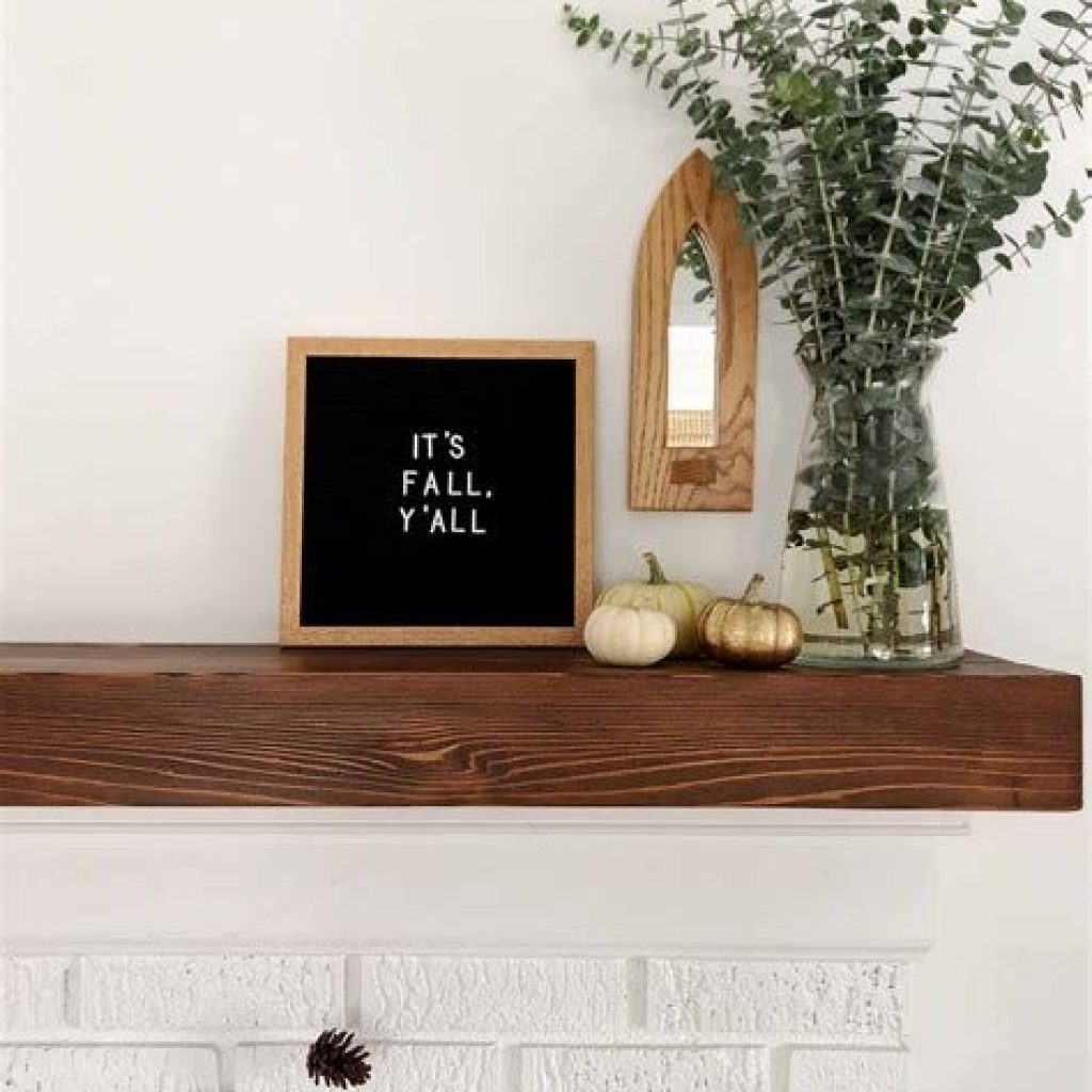 Amazing Fall Home Decorations For Minimalist House 33