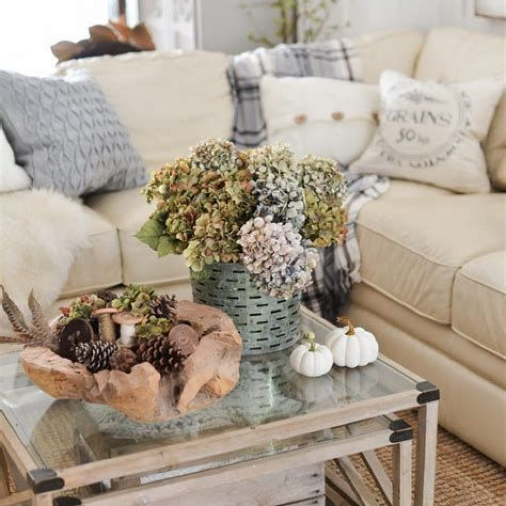Amazing Fall Home Decorations For Minimalist House 37