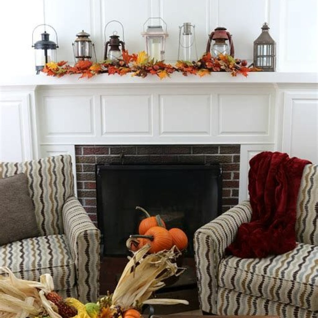 Amazing Fall Home Decorations For Minimalist House 39