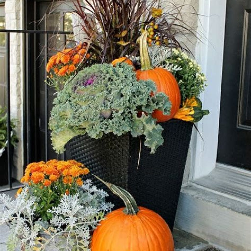 Amazing Outdoor Fall Decoration Youll Love 02