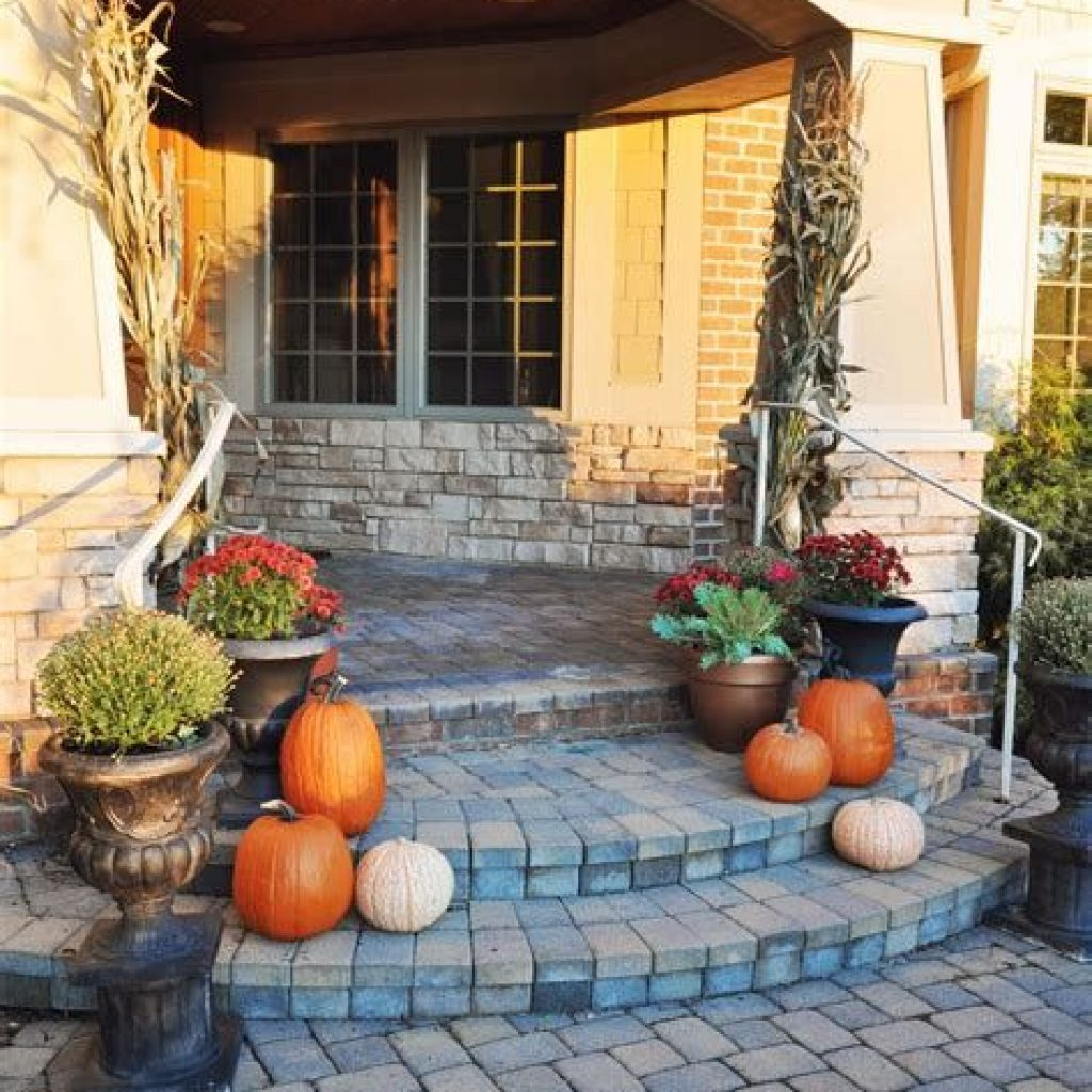 Amazing Outdoor Fall Decoration Youll Love 09