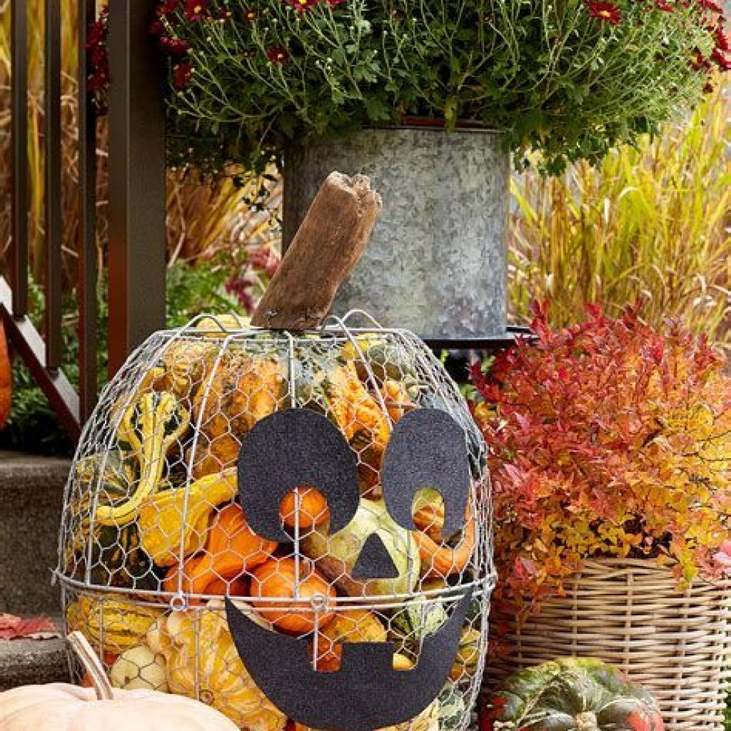 Amazing Outdoor Fall Decoration Youll Love 14
