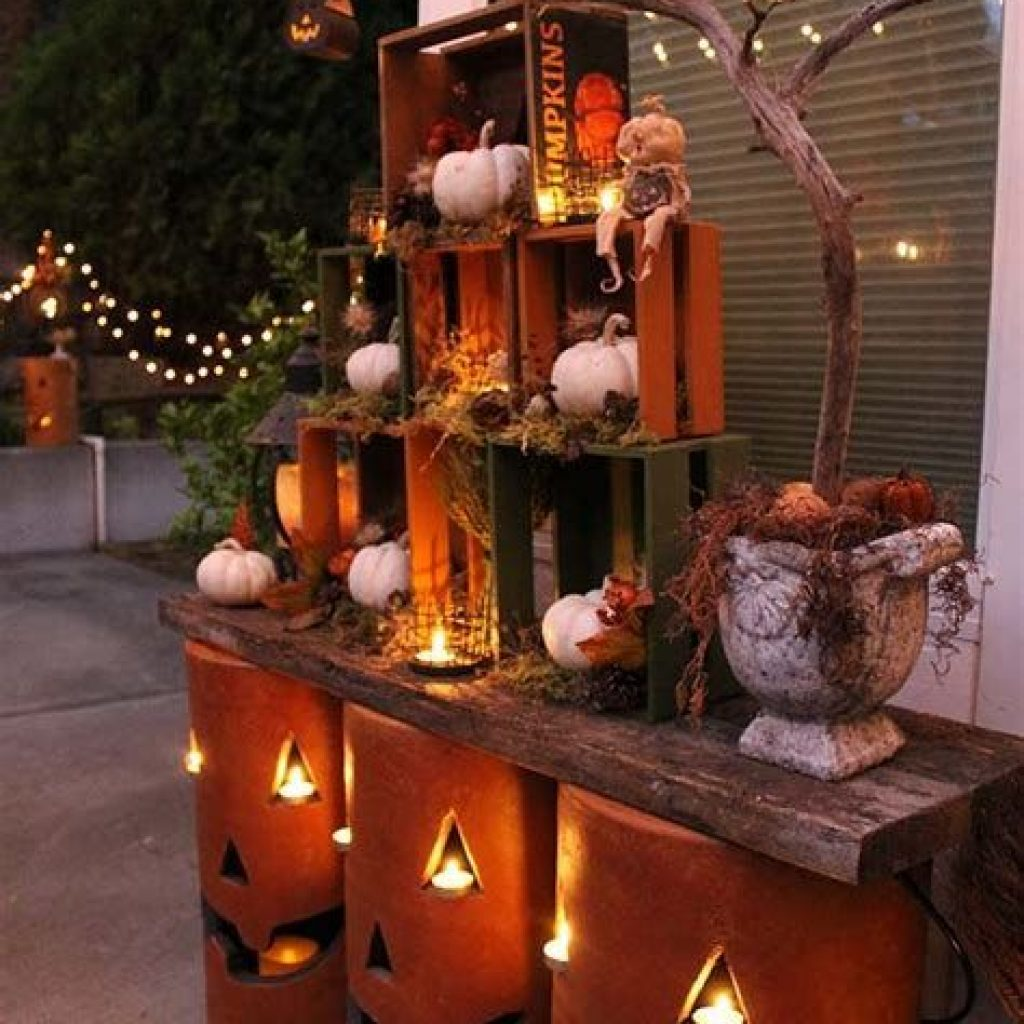Amazing Outdoor Fall Decoration Youll Love 17