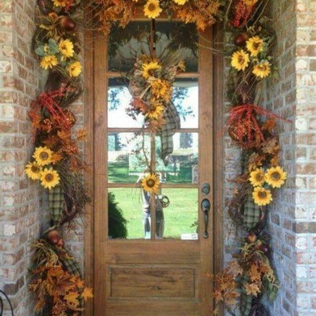 Amazing Outdoor Fall Decoration Youll Love 24