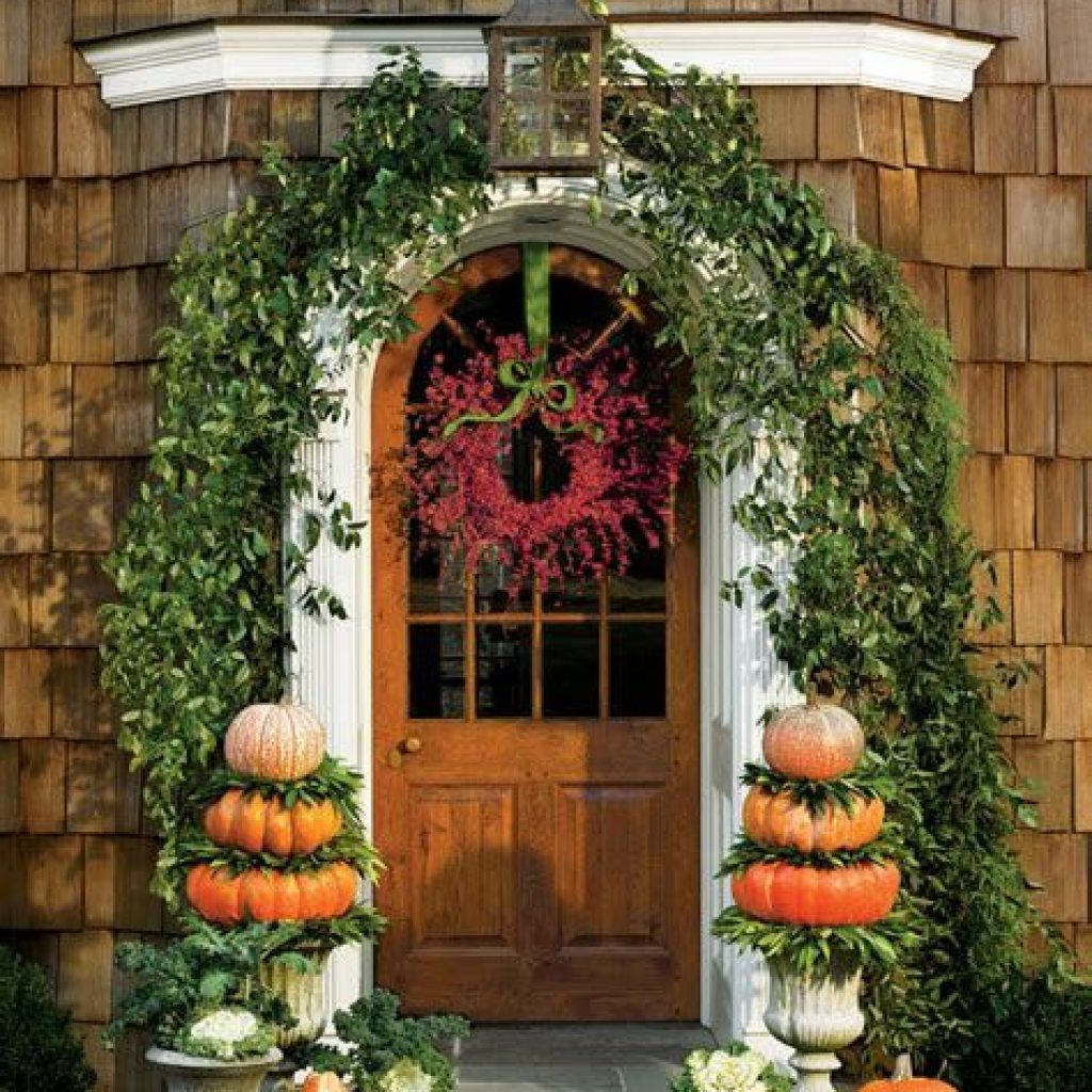 Amazing Outdoor Fall Decoration Youll Love 29